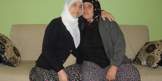 Asker ve PKK'li annesinden anlamli mesaj