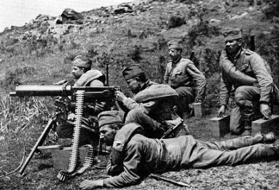 Српска армија токо првог светског рата