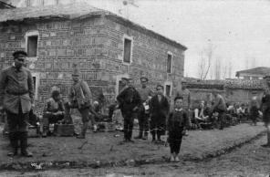 Окупирна Србија у Првом светском рату