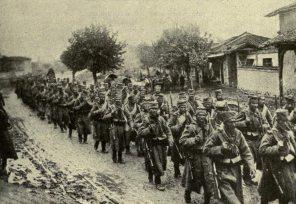 Српска војска пред церску битку