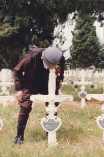 Фотографисано на српском гробљу у Бизерти-Тунис