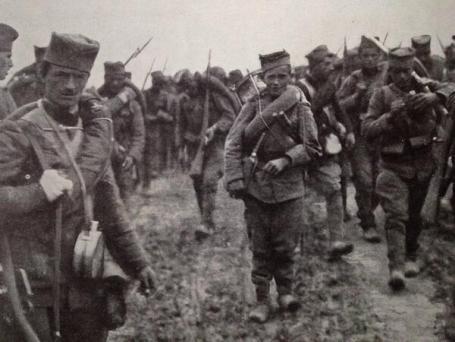 Српска армија током првог светског рата | Serbian army during WWI