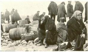 Српски цивили током повлачења | Serbian Civilians During Withdrawal