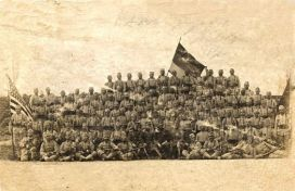 Добровољачки пук на Солунском фронту - Serbian volunteers on Solun front WWI