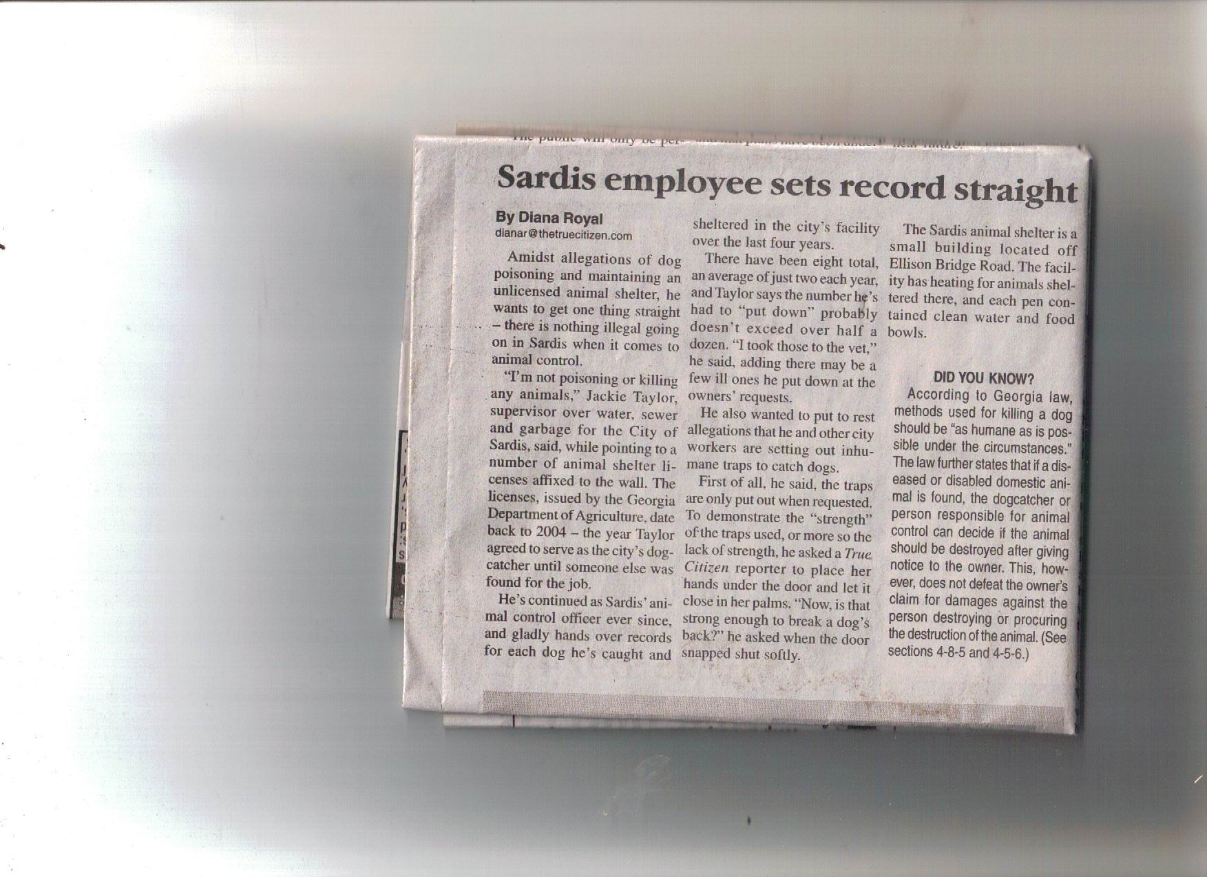 1-21-news-record-straight