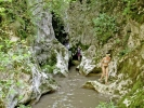 Садржи и мањи водопад
