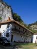 конаци сестринства манастира, којег је крајем 13. века основао Никодим Тисмедски