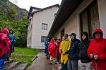 Ми смо кабанице навукли како би нас киша заобишла, када схвати да нам не може ништа :-)