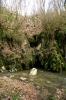 Понор - место где Клочаница увире под земљу током лета, због чега је зову - Суваја