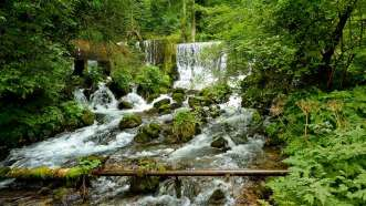 река Врело, Перућац