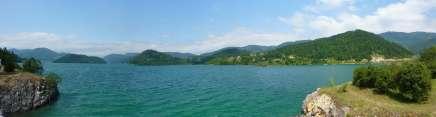 Прелазиво Заовинско језеро...