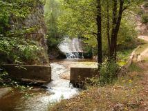 Улазак у клисуру Осанице