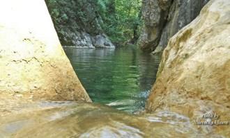 кањон Белице - Котлови