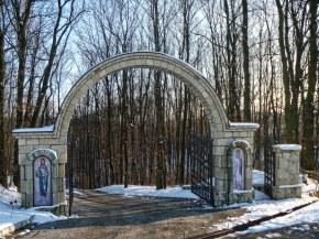 улаз у манастир Копорин