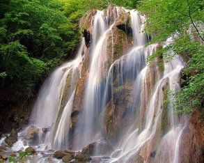Водопад Беушница