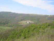 манастир Нера, из даљине