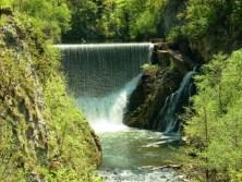 Velika brana na Djetinji -Uzice