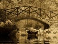 мост на Рачи, код Лађевца