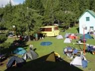 камп Развршје
