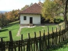 Родна кућа војводе Живојина Мишића у Струганику