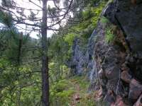 Стаза кроз кањон