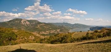 поглед на Дунав и Трескавац са Кошобрда