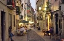 Лисабон лети, предвече