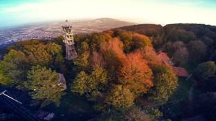 Осматрачница на врху Букуље