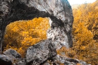 Улазак у кањон