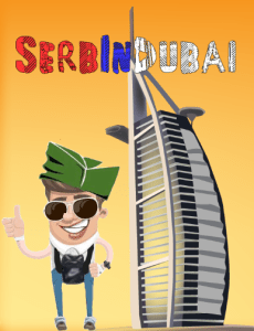 Serb in Dubai