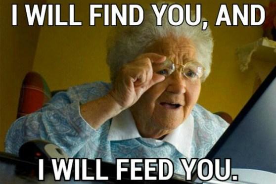 serbs grandma