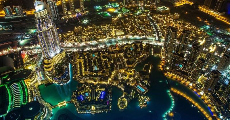 Dubai nightlife !!!!