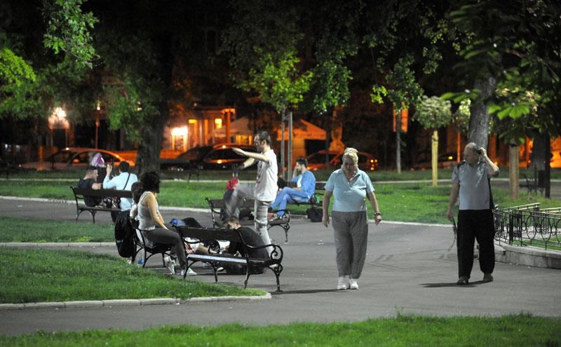 Studentski park