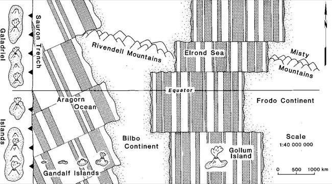 GeoWorld Map