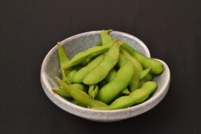 生枝豆のゆでかた
