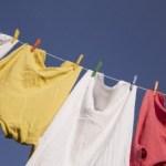 洗濯物の臭いの原因と解決法