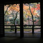 太宰府の光明禅寺の紅葉
