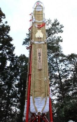 東北六魂祭で福島わらじまつり
