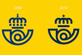Como fue el rebranding de la marca Correos de España
