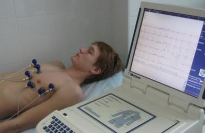 вазоспастическая стенокардия диагностика