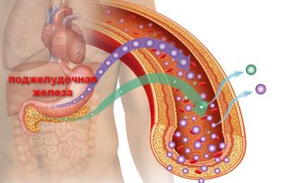 уровень инсулина