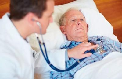 инфаркт и отек легких прогноз