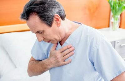 трансмуральный инфаркт миокарда
