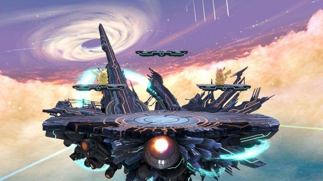 Final Destination  Super Smash Bros Ultimate  Serebiinet