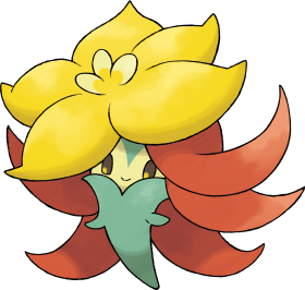 Gossifleur Artwork