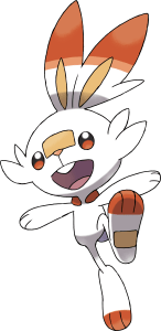 Scorbunny Artwork