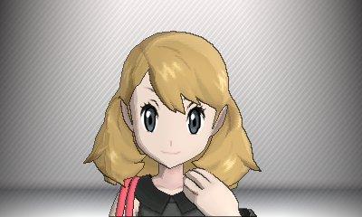 Frisur Pokemon X Y Ginatantyas Web
