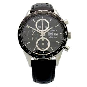TAG Heuer Carrera in stainless steel