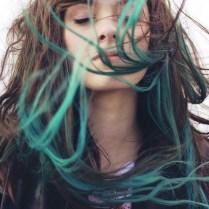 mermaid hair ♥