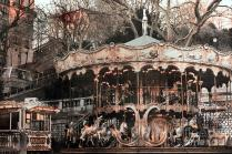 Sacré-Coeur Carousel